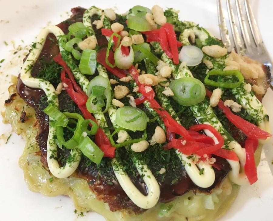 Okonomiyaki Cook-N-Dine Teppanyaki Ready to Eat